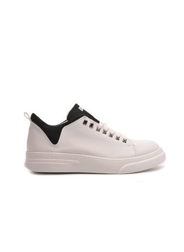 Bulldozer 211466 Erkek Casual Ayakkabı Beyaz